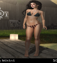 Old Glory Bikini Group Gift by Petite Mort - Teleport Hub - teleporthub.com