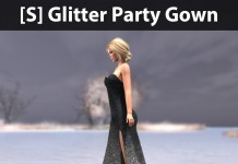 Glitter Party Gown Teleport Hub Group Gift by [satus Inc] - Teleport Hub - teleporthub.com