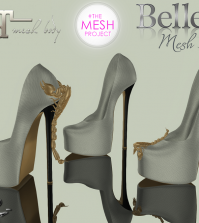 Leisa Shoes Group Gift by monaLISA - Teleport Hub - teleporthub.com