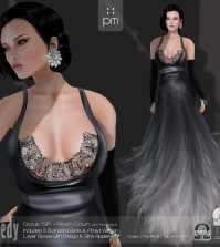 Hedy Gown Group Gift by PurpleMoon - Teleport Hub - teleporthub.com