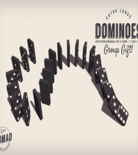 Dominoes Group Gift by NOMAD - Teleport Hub - teleporthub.com