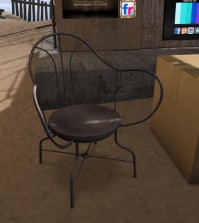 Operator's Chair Dark & Light Sim Opening Gift by junk - Teleport Hub - teleporthub.com