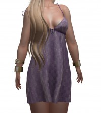 Enchanted Chemise Violet Designer Showcase Group Gift by More Than Ever