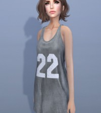 Jersey Tank Dress Group Gift by COCO Designs - Teleport Hub - teleporthub.com