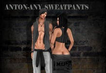 Anton-Any SweatPant Group Gift by B BOS - Teleport Hub - teleporthub.com