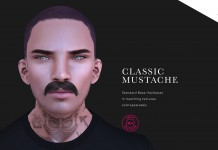 Classic Mustache Group Gift by Raw House - Teleport Hub - teleporthub.com
