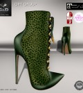 Ankle Boots Victoria Musk Group Gift by G&D The Italian Style - Teleport Hub - teleporthub.com