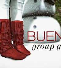 Fringe Boots Holiday Group Gift by Bueno - Teleport Hub - teleporthub.com