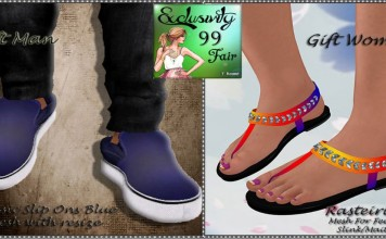 Classic Slipper and Spring Sandals Exclusivity 99 Fair 3th Round Group Gifts - Teleport Hub - teleporthub.com