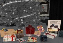 Dresses, Furniture, and Accessories 10L Gifts at Christmas on 34th Street Event - Teleport Hub - teleporthub.com