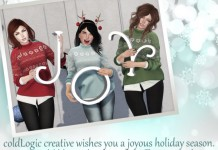 Holiday Sweater 4 Colors Gift by Neve - Teleport Hub - teleporthub.com