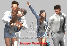 Valentine Couple Poses Group Gift by agapee - Teleport Hub - teleporthub.com