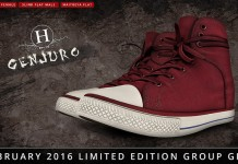 Genjuro Shoes Limited Edition February 2016 Group Gift by Horntail - Teleport Hub - teleporthub.com