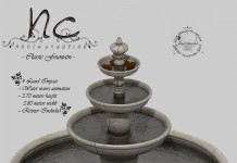 New Release: Classic Fountain by Noble Creations - Teleport Hub - teleporthub.com