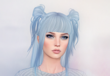 Kizzy Hair Fat Pack Subscriber Gift by TRUTH Hair - Teleport Hub - teleporthub.com