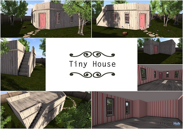 Tiny House 1L Promo Gift By Delicious Boutique