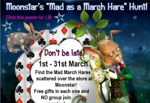 Mad March Hare Hunt - Teleport Hub - teleporthub.com