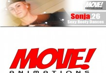 New Release: Sonja Sexy Booty Dances Pack by MOVE! Animations Cologne - Teleport Hub - teleporthub.com