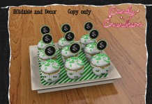 St Patty Day Cupcakes Group Gift by Candy Crunchers - Teleport Hub - teleporthub.com