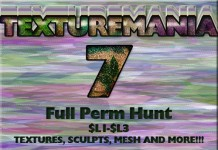 TextureMania 7 Grid-Wide Hunt - Teleport Hub - teleporthub.com