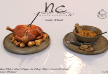 Tasty Meal Medieval Fantasy Hunt XV Hunt Gift by Noble Creations - Teleport Hub - teleporthub.com