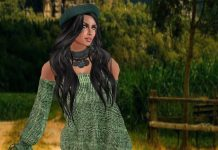 Lua in Clover by Journey Dress MIMI Choice's Group Gift by Prism - Teleport Hub - teleporthub.com