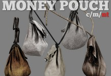 Money Pouch Group Gift by Pucca Firecaster Creations - Teleport Hub - teleporthub.com