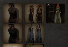 Outfits and Dresses Gifts by Witcher RPG - Teleport Hub - teleporthub.com