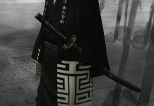 Wearable Katana Sword Group Gift by NEWCLOVER - Teleport Hub - teleporthub.com
