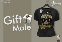 T-Shirt For Men Gift by eliteshop - Teleport Hub - teleporthub.com