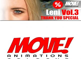 New Release: LENI Vol 3 Dance Pack by MOVE! Animations Cologne - Teleport Hub - teleporthub.com