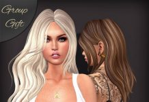Marie Hair Group Gift by Phoenix Hair - Teleport Hub - teleporthub.com