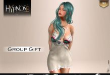 Lovetchnic Dress Group Gift by Hypnose - Teleport Hub - teleporthub.com