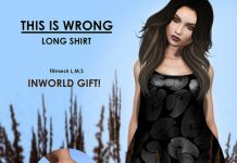 Short Dress Gift by THIS IS WRONG - Teleport Hub - teleporthub.com