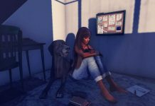 Lonely Pose Group Gift by Reel Poses - Teleport Hub - teleporthub.com