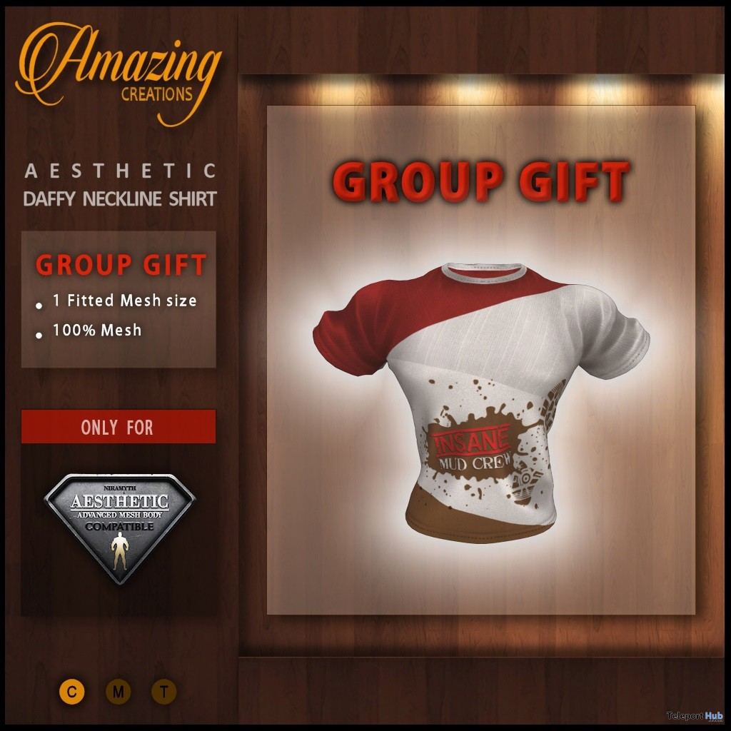 daffy shirts for aesthetic body group gift by amazinng
