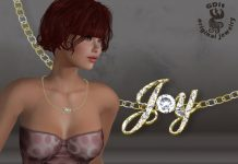 Joy Jewelry Set Color Me Project Group Gift by GDit - Teleport Hub - teleporthub.com