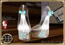 Glass High Heels Gift by BHB - Teleport Hub - teleporthub.com