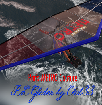 RaC Glide Group Gift by Paris METRO Couture - Teleport Hub - teleporthub.com