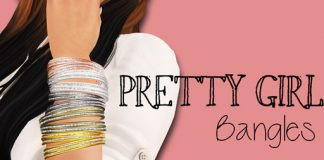 Pretty Girl Bangles Gift by Exquisite Jewelery - Teleport Hub - teleporthub.com