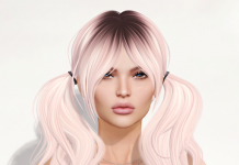 Jayla Hair 5 Shades Subscriber Gift by TRUTH HAIR - Teleport Hub - teleporthub.com