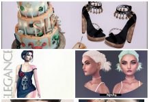 Several Second Life 13 Birthday Gifts at Tres Chic June 2016 Round - Teleport Hub - teleporthub.com