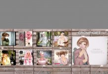 Nine Hair Group Gifts by Cheveux - Teleport Hub - teleporthub.com
