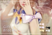 Rinka Bracelet The Project Se7en Group Gift by miwa's airship - Teleport Hub - teleporthub.com