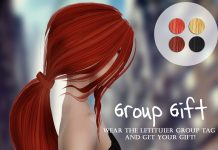 Kate Hair Group Gift by Letituier - Teleport Hub - teleporthub.com