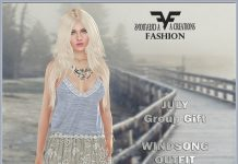 Windsong Outfit July 2016 Group Gift by FA CREATIONS - Teleport Hub - teleporthub.com