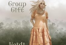 Heidi Dress Group Gift by !gO! - Teleport Hub - teleporthub.com