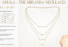 Miranda Necklaces Group Gift by Amala - Teleport Hub - teleporthub.com