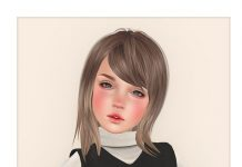 C01 Hair Group Gift by MALO - Teleport Hub - teleporthub.com