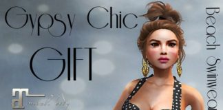 Beach Swimwear Aloha Fair 2016 1L Promo Event Gift by Gypsy Chic - Teleport Hub - teleporthub.com